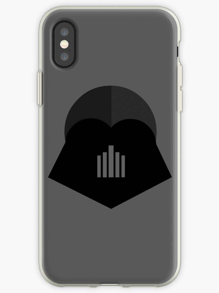 Darth Vader in 2D by Ash J