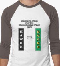 Minnesota Pee Wee Final 1992 Men's Baseball ¾ T-Shirt