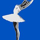 The Beauty of Ballet by azummo
