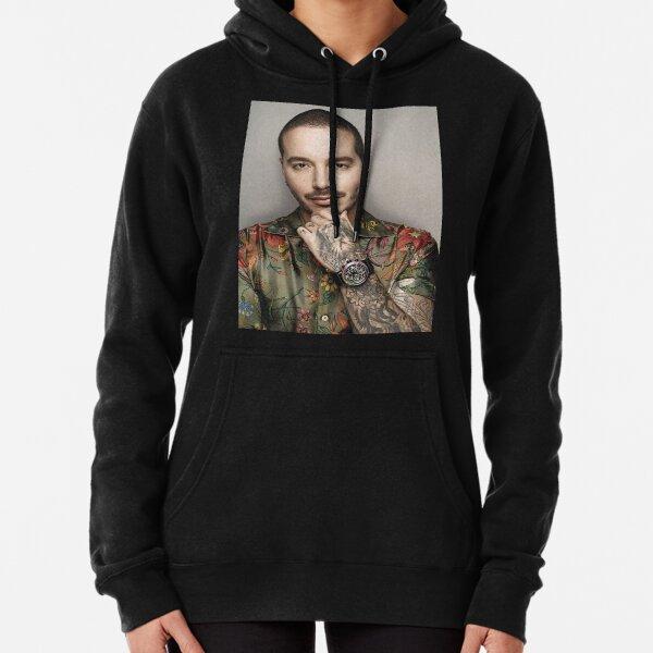 Camiseta de J Balvin, fan art de j Balvin y equipo Sudadera con capucha