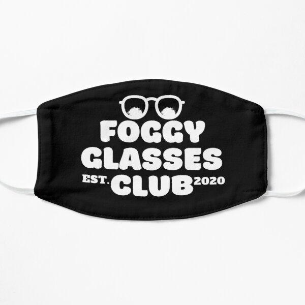 Foggy Glasses Club Mask