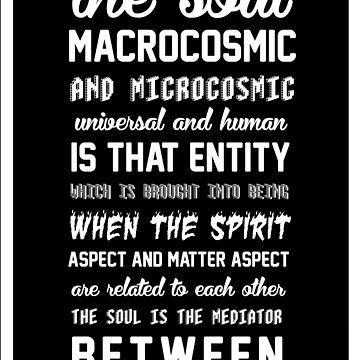 Soul Macrocosmic by JuliaStringer