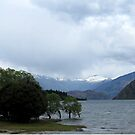 From Lake Outlet Holiday Park by spinwych
