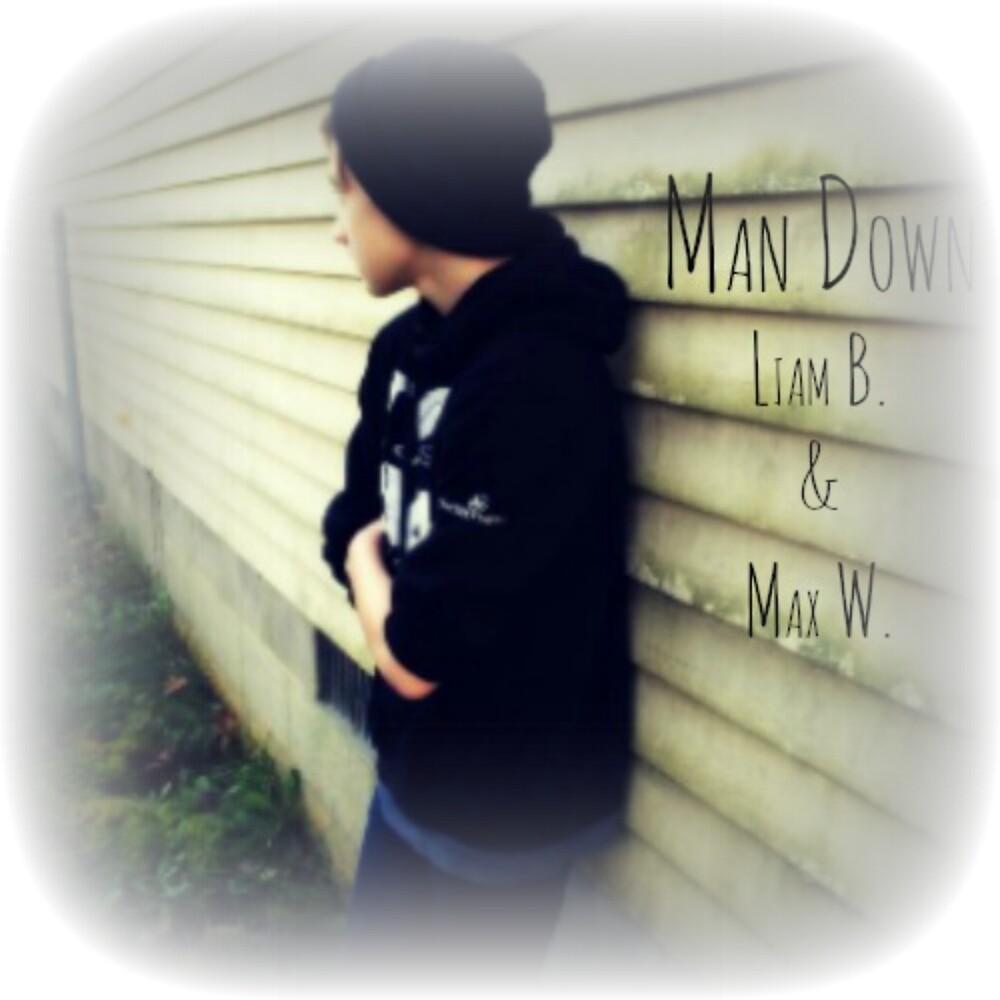 Man Down Album Art by MMCmnkymax