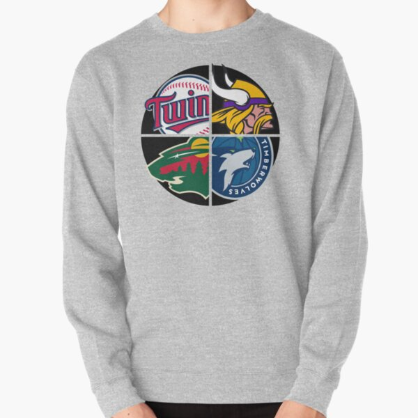 Minnesota Sports Teams Pullover Sweatshirt