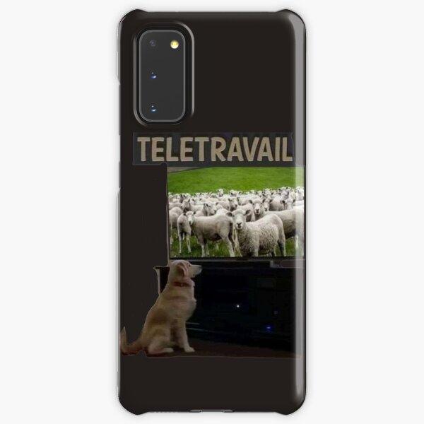 Telecommuting. Samsung Galaxy Snap Case