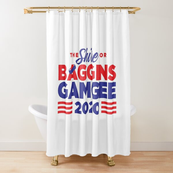 Baggins Gamgee 2020 Shower Curtain