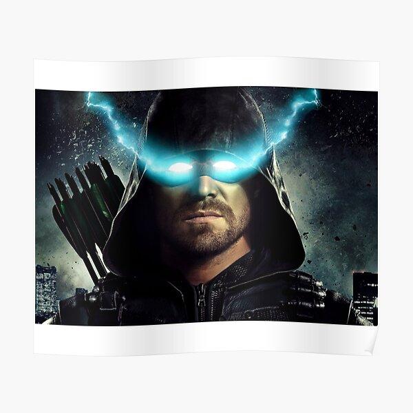 Poster Arrow Season Oliver Queen Club Wall Art Print 205