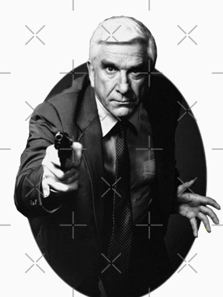 Leslie Nielsen, Naked gun by JackCarter2501
