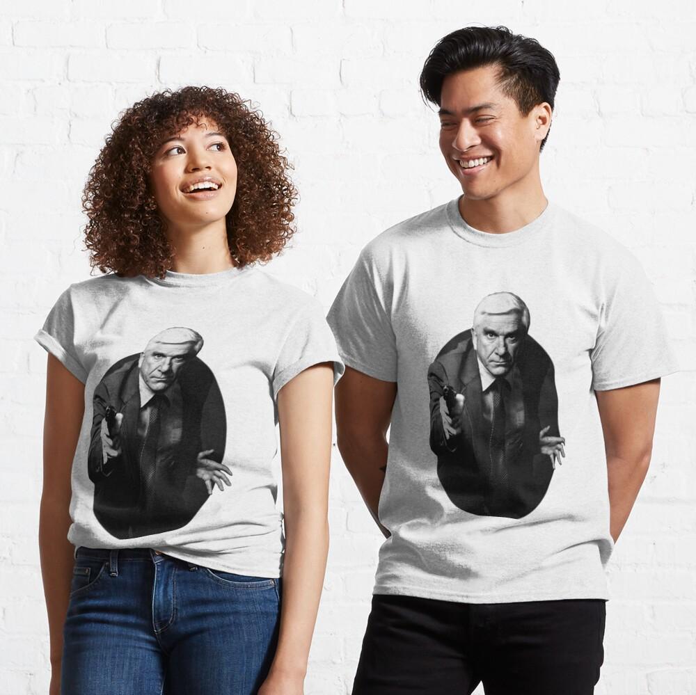 Leslie Nielsen, Naked gun Classic T-Shirt