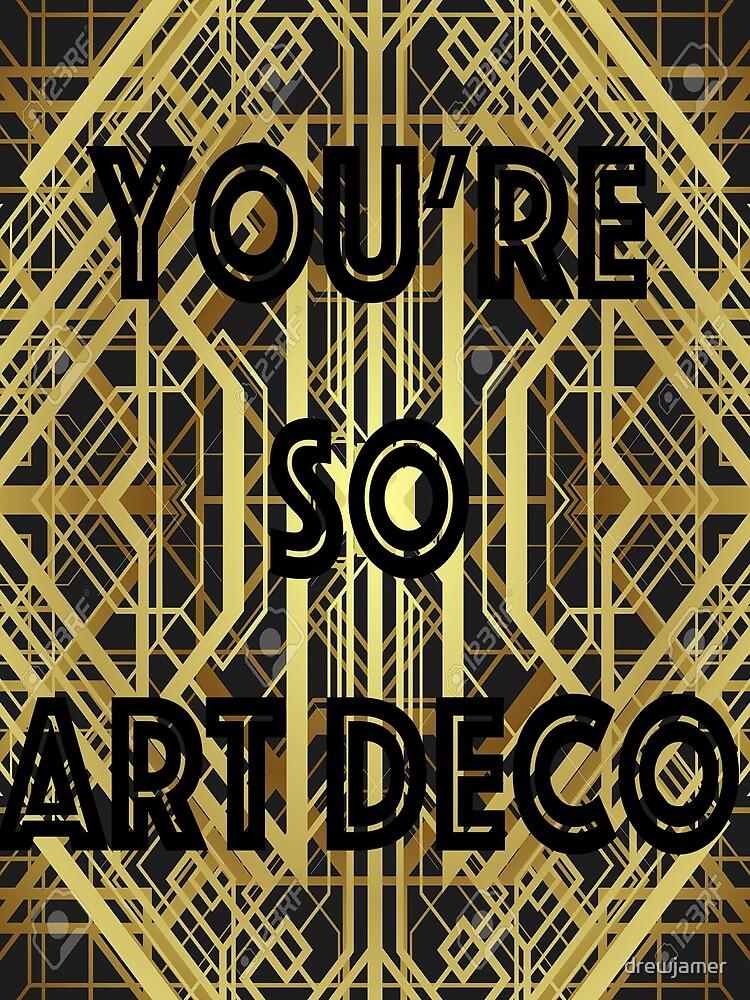 Art Deco by drewjamer