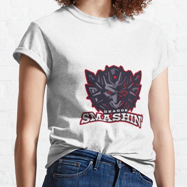 Dragon Smashin' fun design Classic T-Shirt