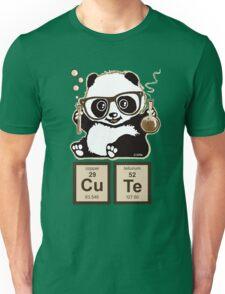 Chemistry panda discovered cute Unisex T-Shirt