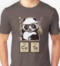 Chemistry panda discovered cute T-Shirt