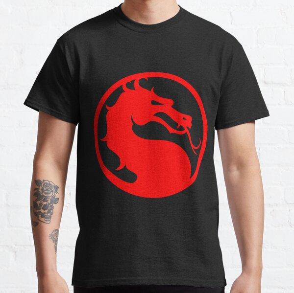 Mortal Kombat - Red Dragon Classic T-Shirt