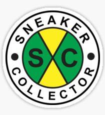 Sneaker Collector Sticker