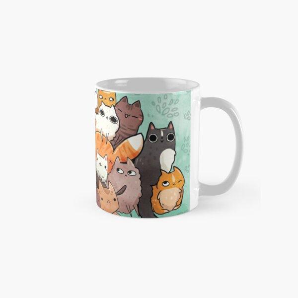 Pile o cat  Classic Mug