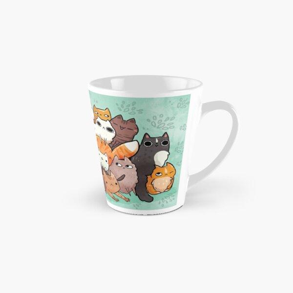 Pile o chat Mug long