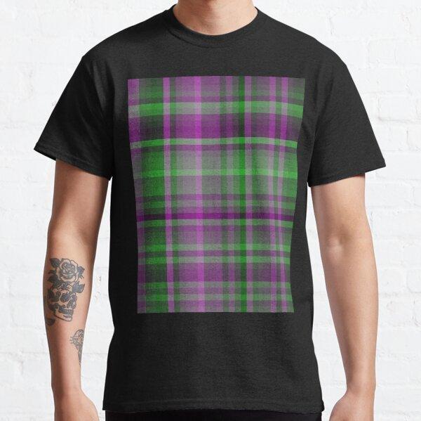 Tartan_001 T-shirt classique