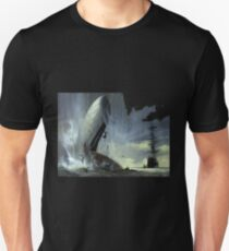 The monsters from in the heart of the sea movie Unisex T-Shirt