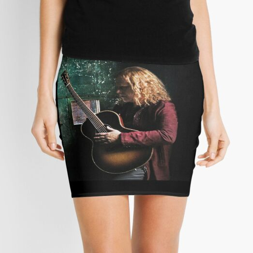 Music Band Warren Haynes Music Mini Skirt