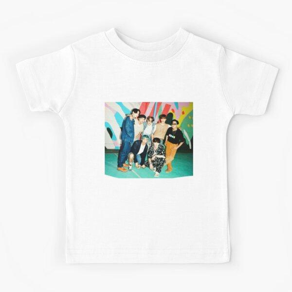 Photo de groupe Bts Dynamite T-shirt enfant