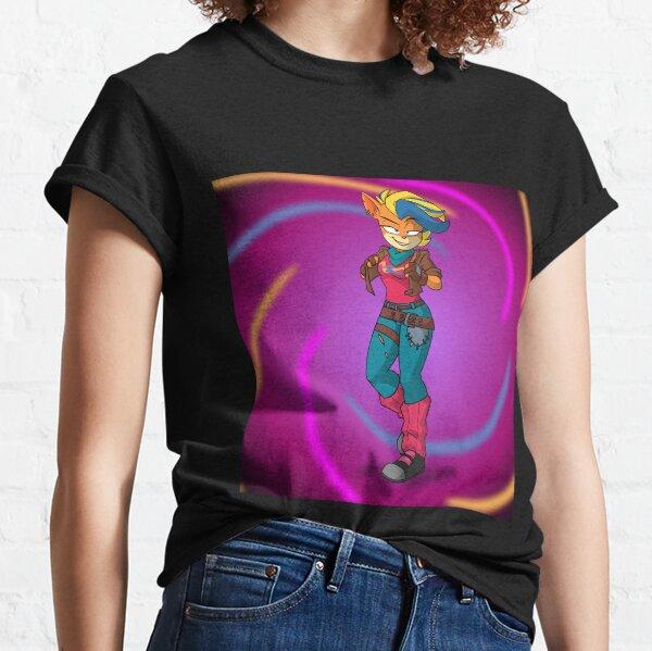 Alternate Universe Tawna Bandicoot Classic T-Shirt