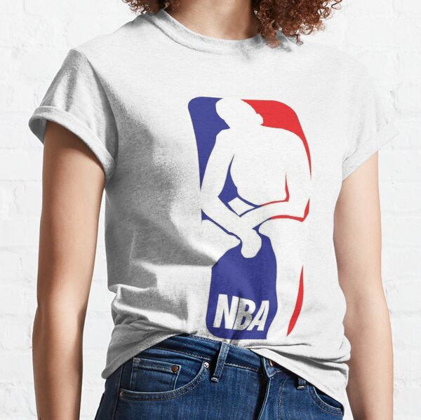 Nikola Jokic NBA Logo Classic T-Shirt