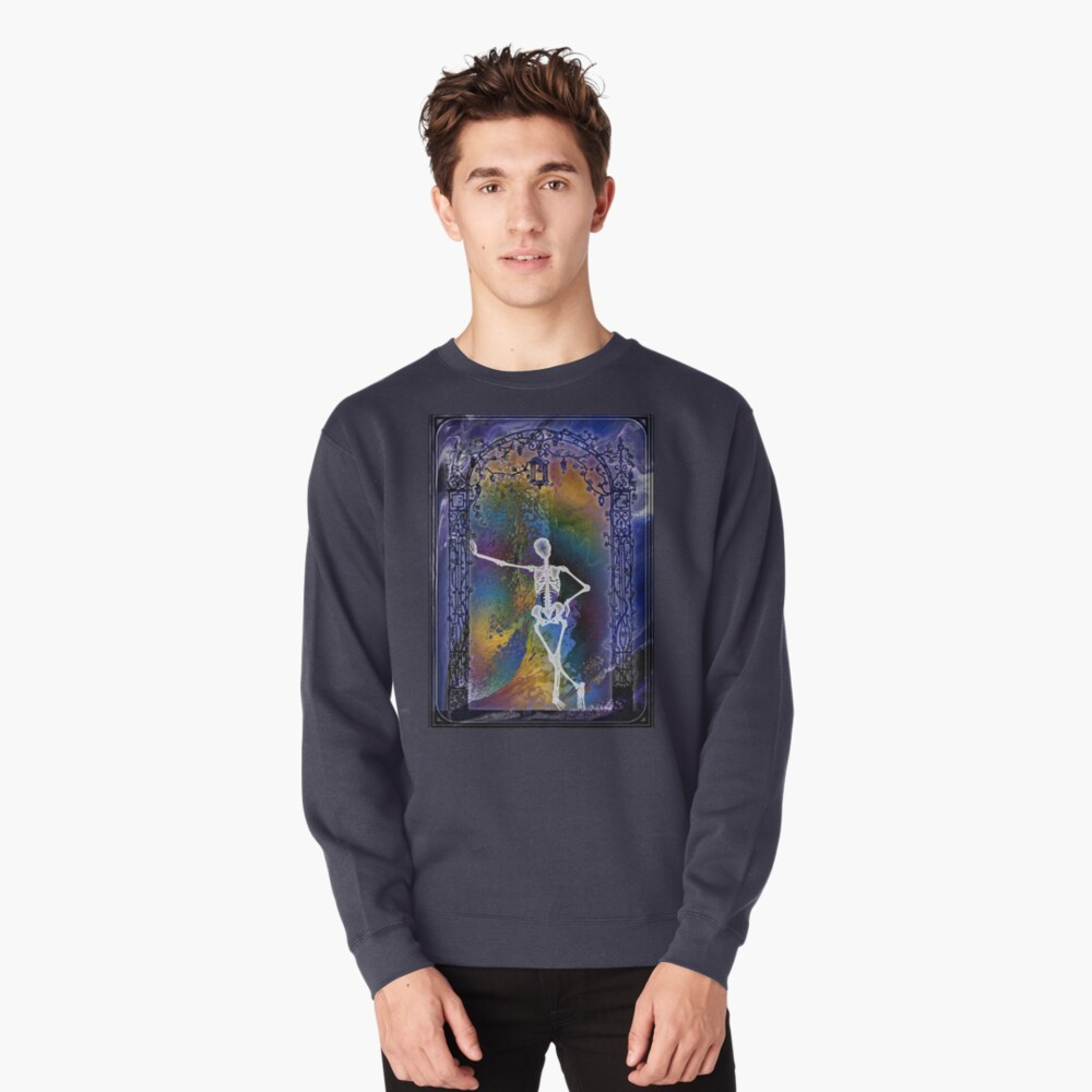 Gateway: Halloween Skeleton Pullover Sweatshirt