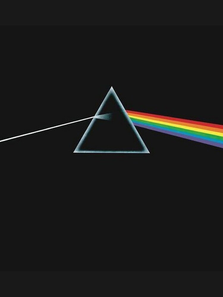 Pink Floyd The Dark Side of the Moon by foxpresident24