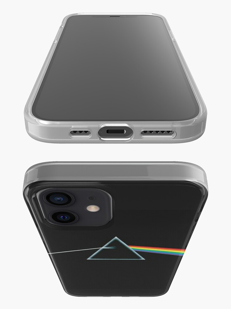 Alternate view of Pink Floyd The Dark Side of the Moon iPhone Case & Cover