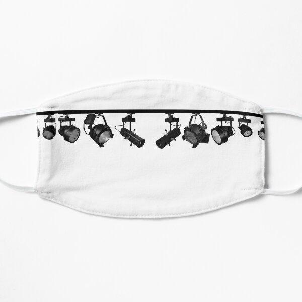 Theatrical Lighting Flat Mask