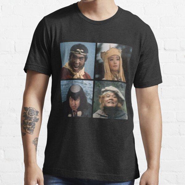 MONKEY Tiles Essential T-Shirt