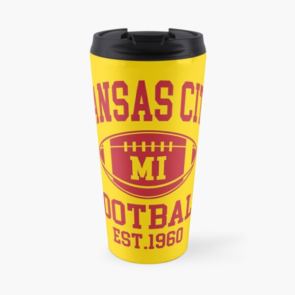 Kansas City Football Supporters Travel Mug