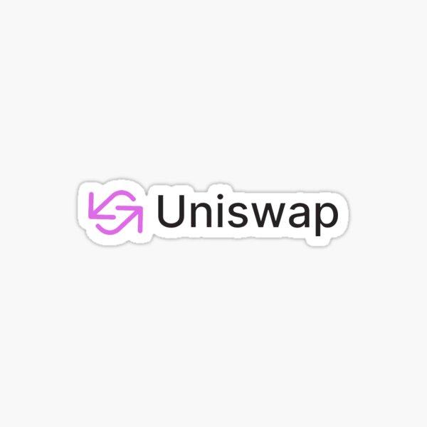 Uniswap Sticker