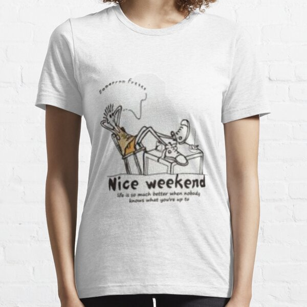 Nice Weekend, Elios shirt from Call Me By Your Name Essential T-Shirt