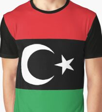 LIBYA Graphic T-Shirt