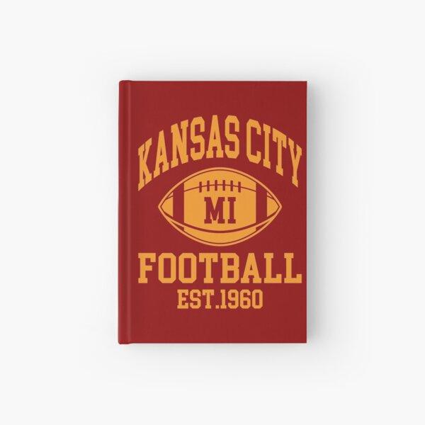 Kansas City Football Supporters Hardcover Journal
