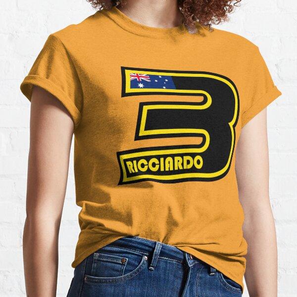 Daniel Ricciardo - 3 Classic T-Shirt