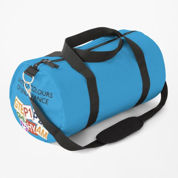 United Colours of Endurance Racing Duffle Bag