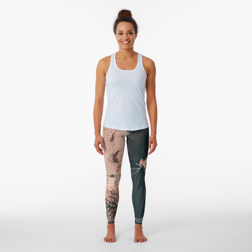 Blend In or Stand Out Leggings