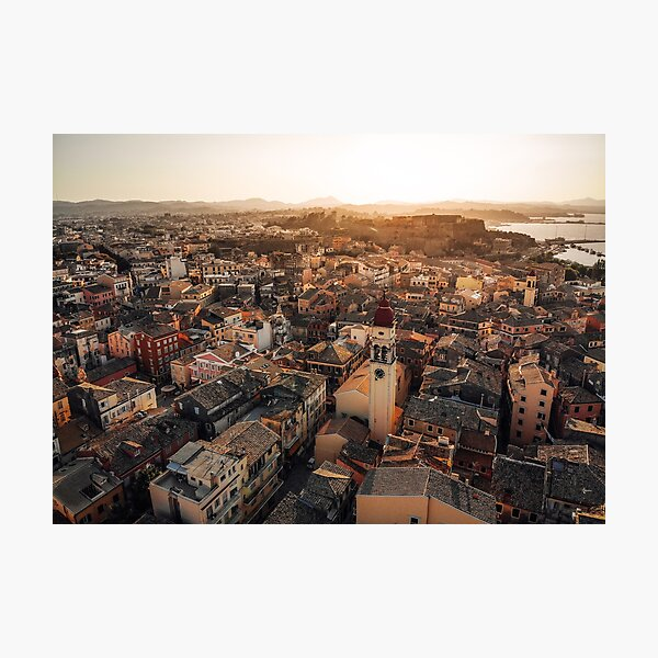 Beautiful Kerkyra Photographic Print