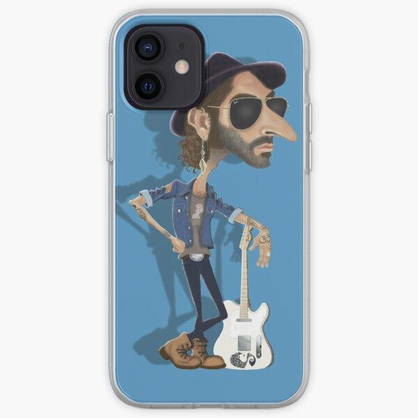 Leiva music iPhone Soft Case