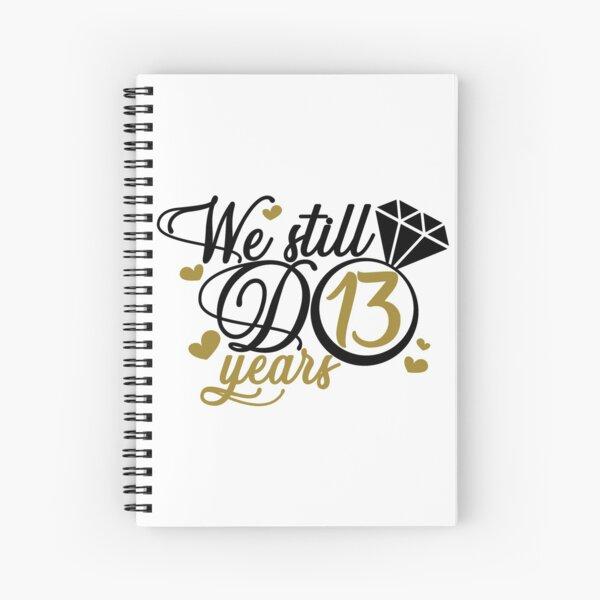 13 Years Wedding Anniversary Gifts Merchandise Redbubble