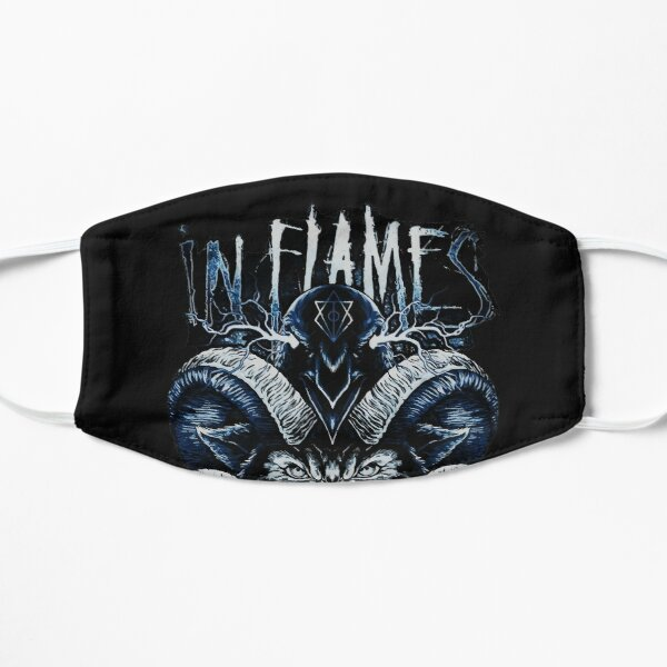 In Flames band  Flat Mask