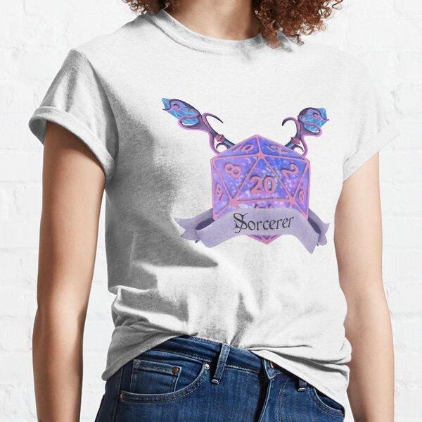 Hechicero Camiseta clásica