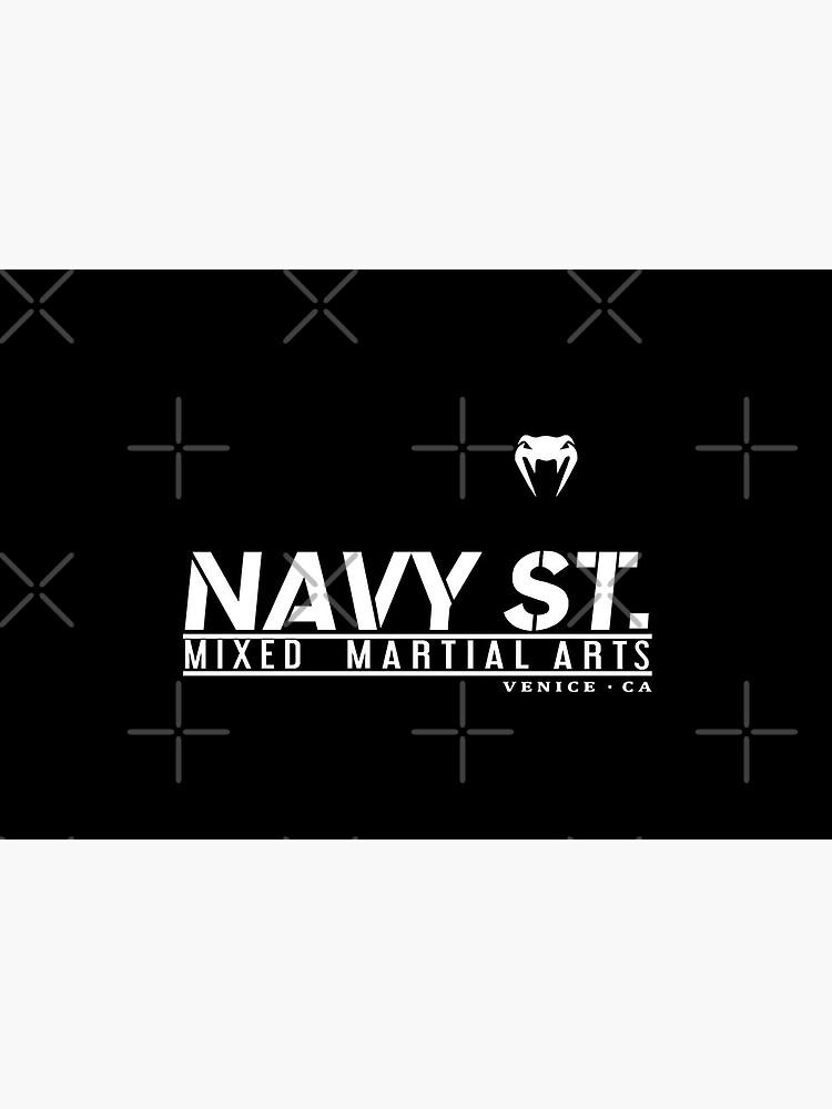 MMA SHOW NAVY ST (White) by Supradon