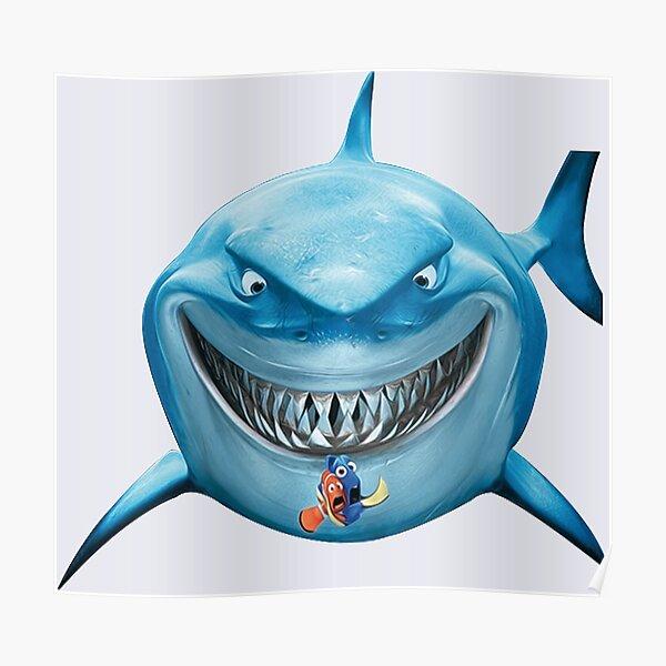 ANGEL SHARK,BASKING SHARK,BLACKTIP SHARK,BLUE SHARK,BULL SHARK,GOBLIN SHARK,GREAT WHITE SHARK,MAKO SHARK,SANDTIGER SHARK,TIGER SHARK,WHALE SHARK,WHITE TIP REEF SHARK,ZEBRA SHARK,WOBBEGONG SHARK Poster