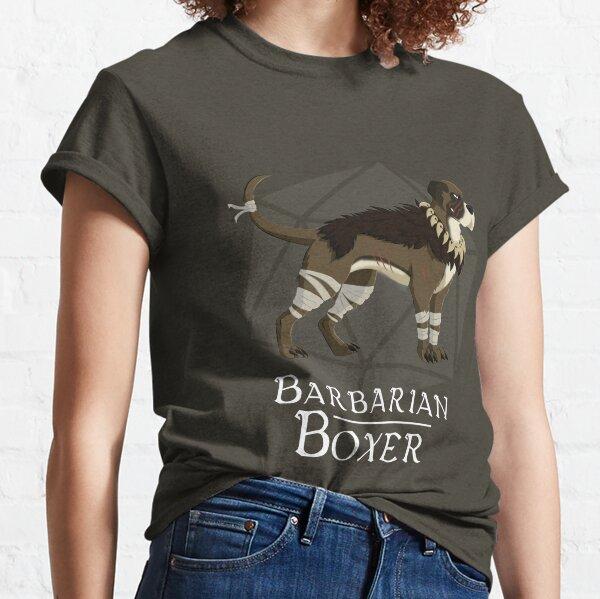 Barbarian Boxer Classic T-Shirt