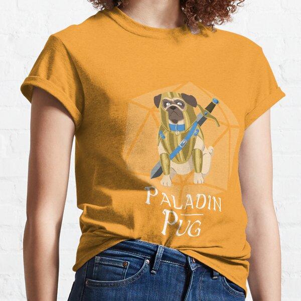 Paladin Pug Classic T-Shirt